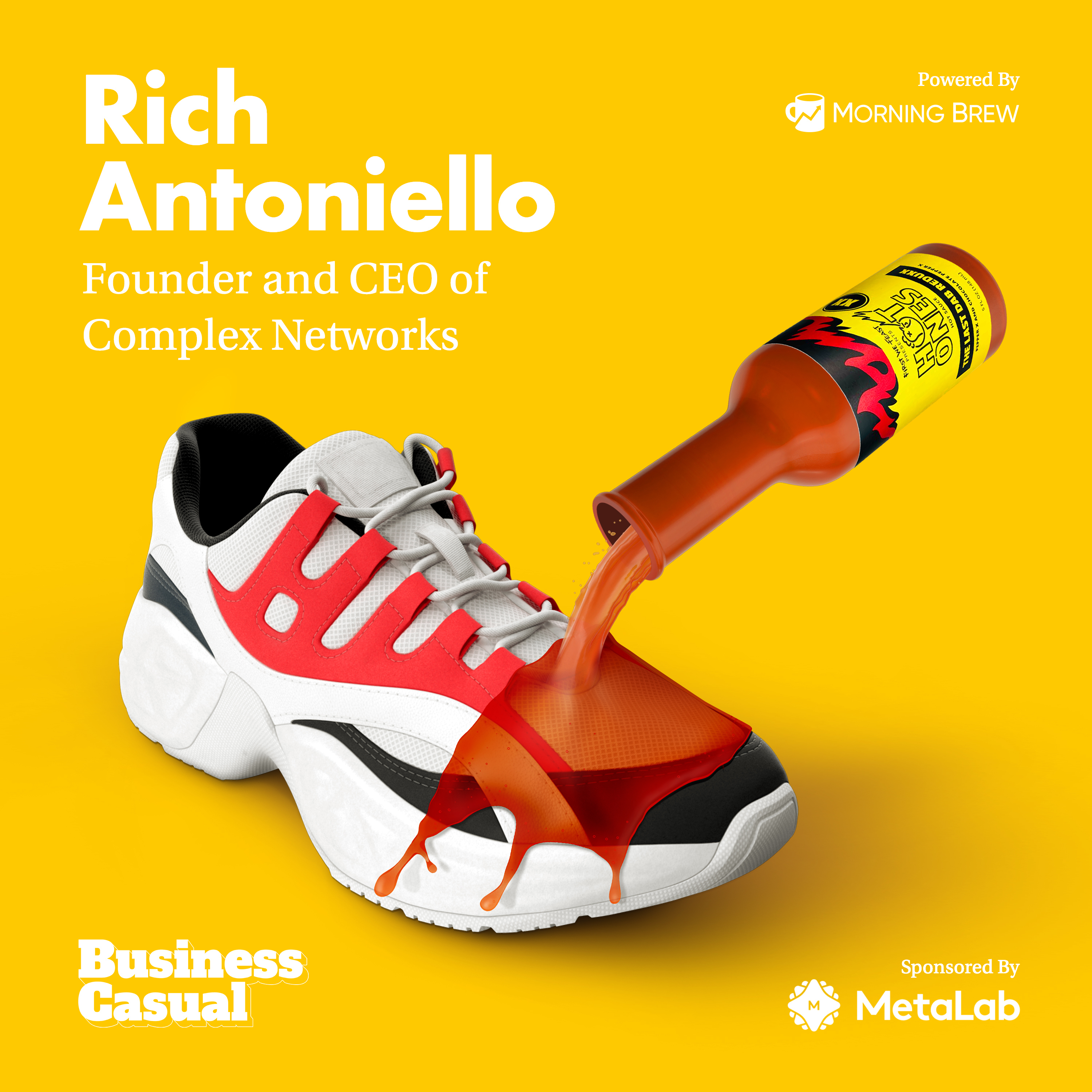 The Universal Truths of Business Success with Rich Antoniello Image