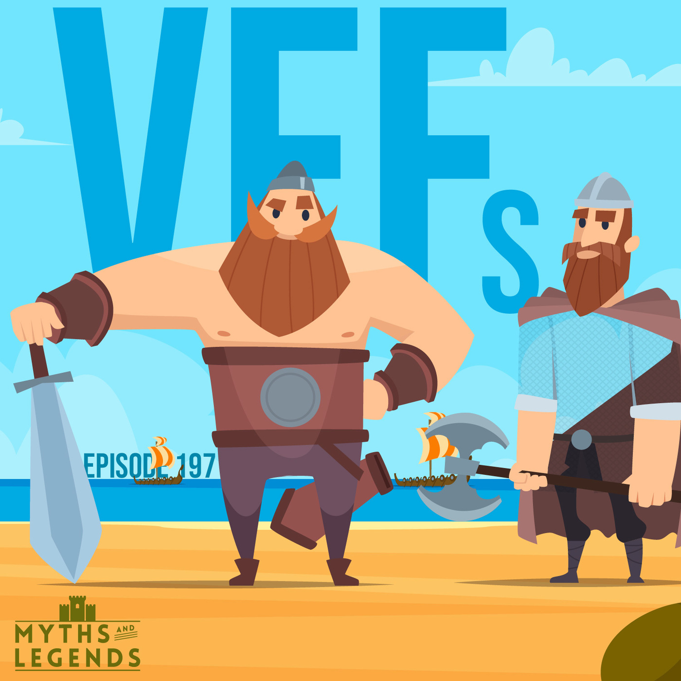 197-Viking Legends: VFFs