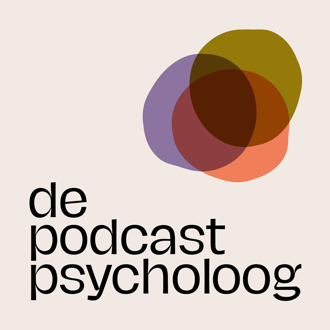 De Podcast Psycholoog logo