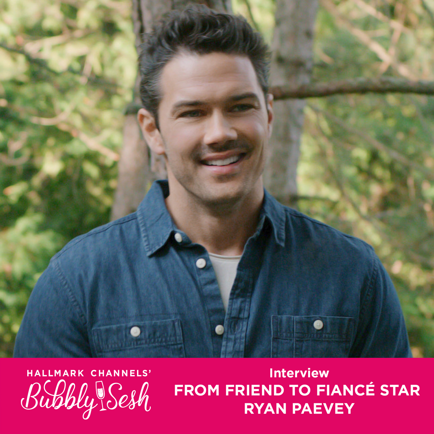 From Friend to Fiancé star Ryan Paevey Interview