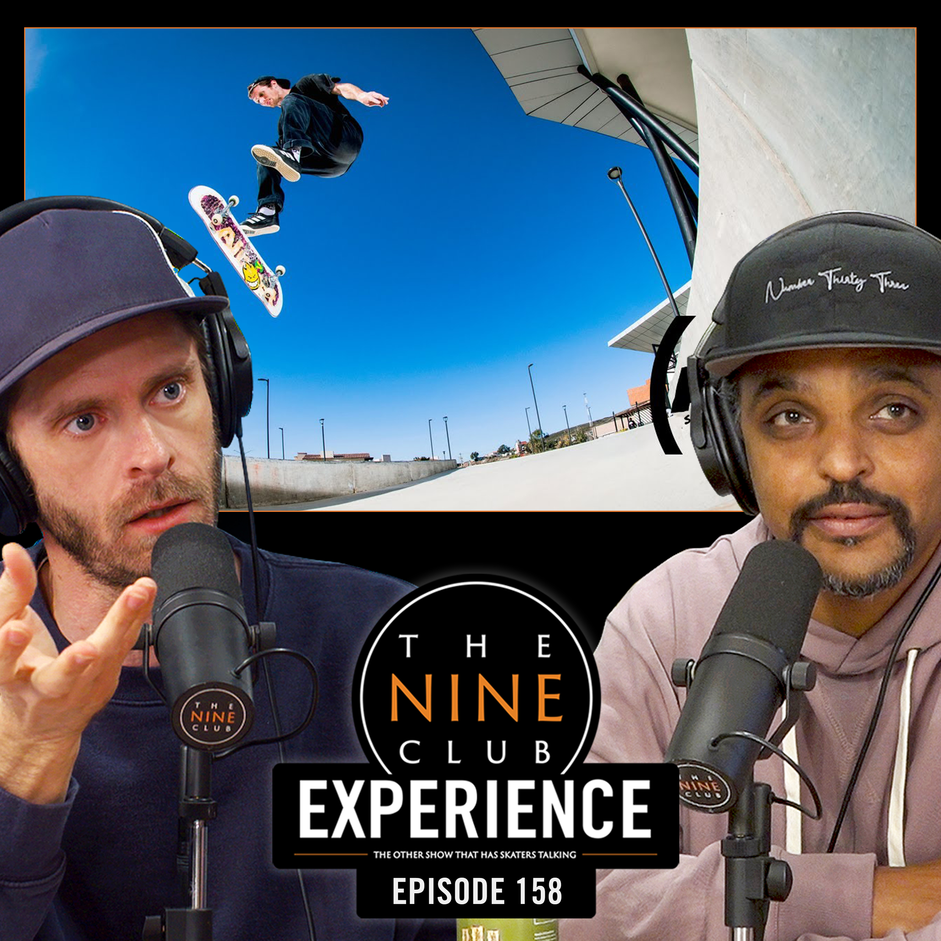 EXPERIENCE LIVE #158 - Almost Skateboards, TJ Rogers, Olympics Street