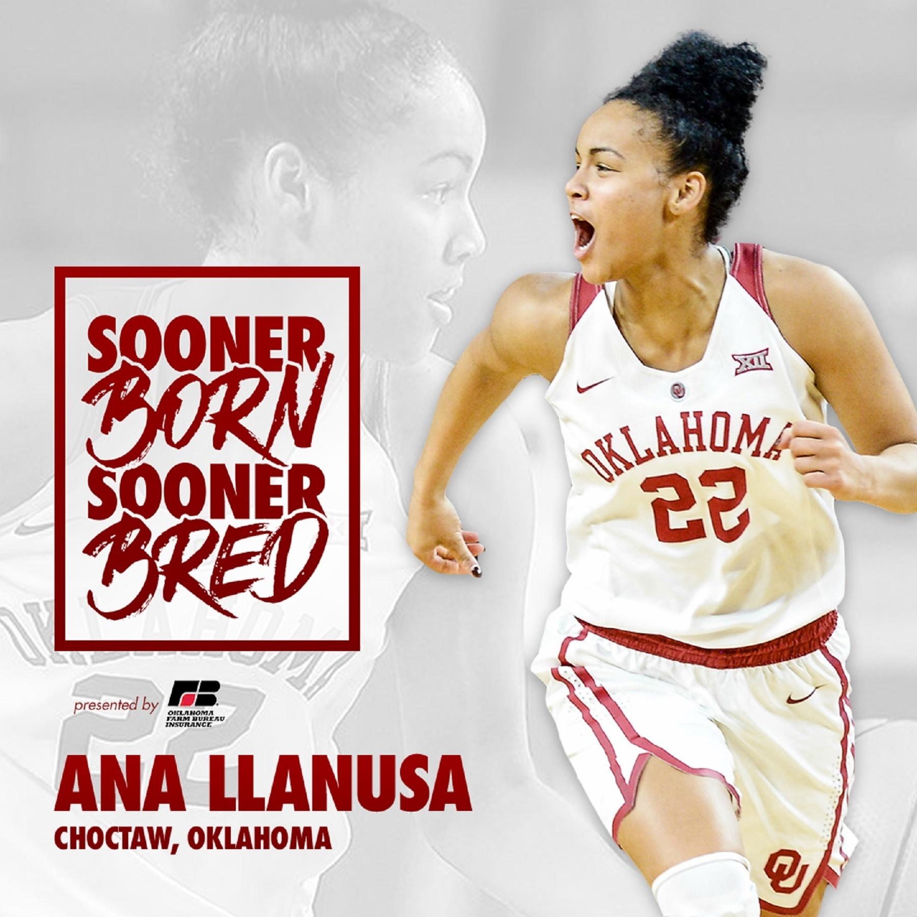 Sooner Born Sooner Bred - Ana Llanusa