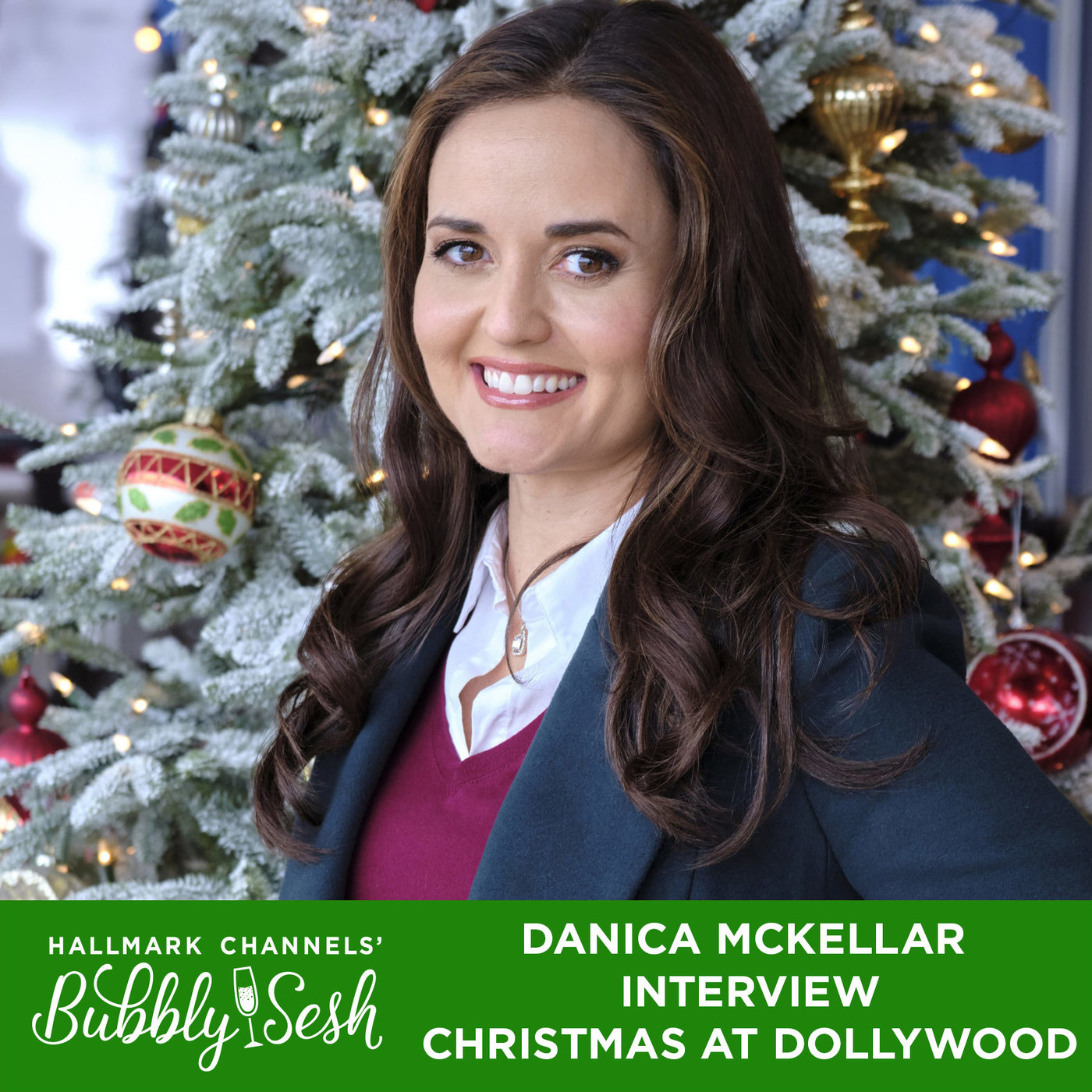 Danica McKellar Interview, Christmas At Dollywood