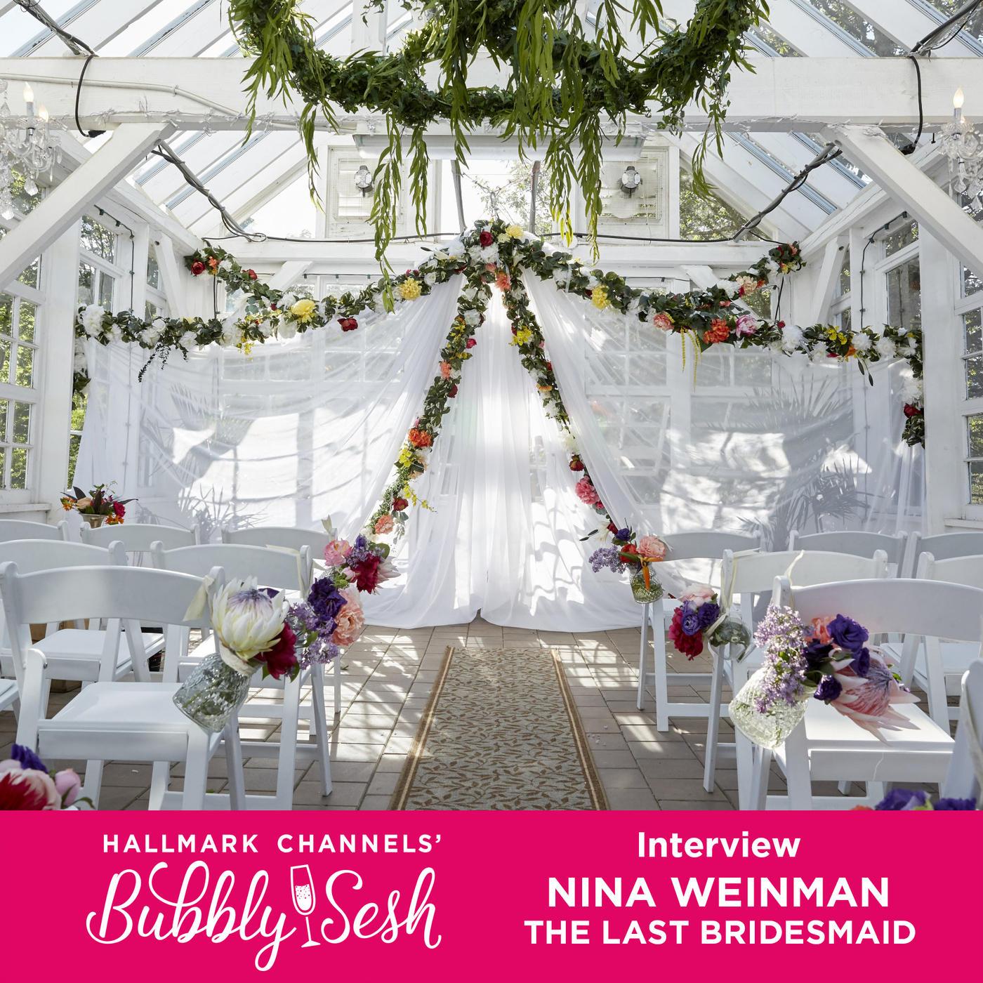 Nina Weinman Interview: The Last Bridesmaid
