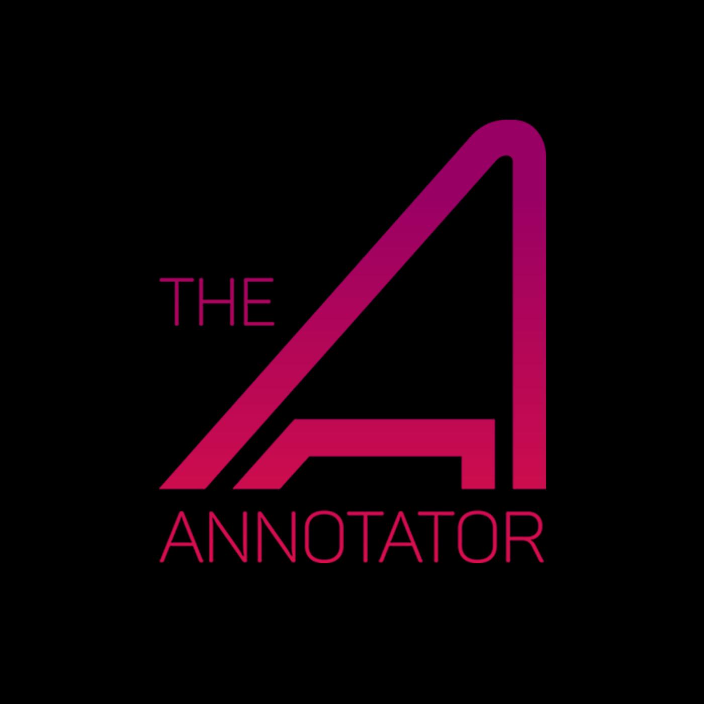 Portfolio Log Podcast Season 10 Episode 4 The Library Of Films  >> The Annotator