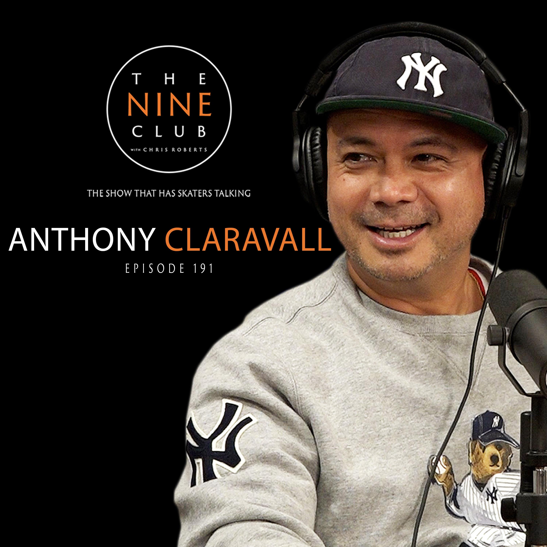 #191 - Anthony Claravall
