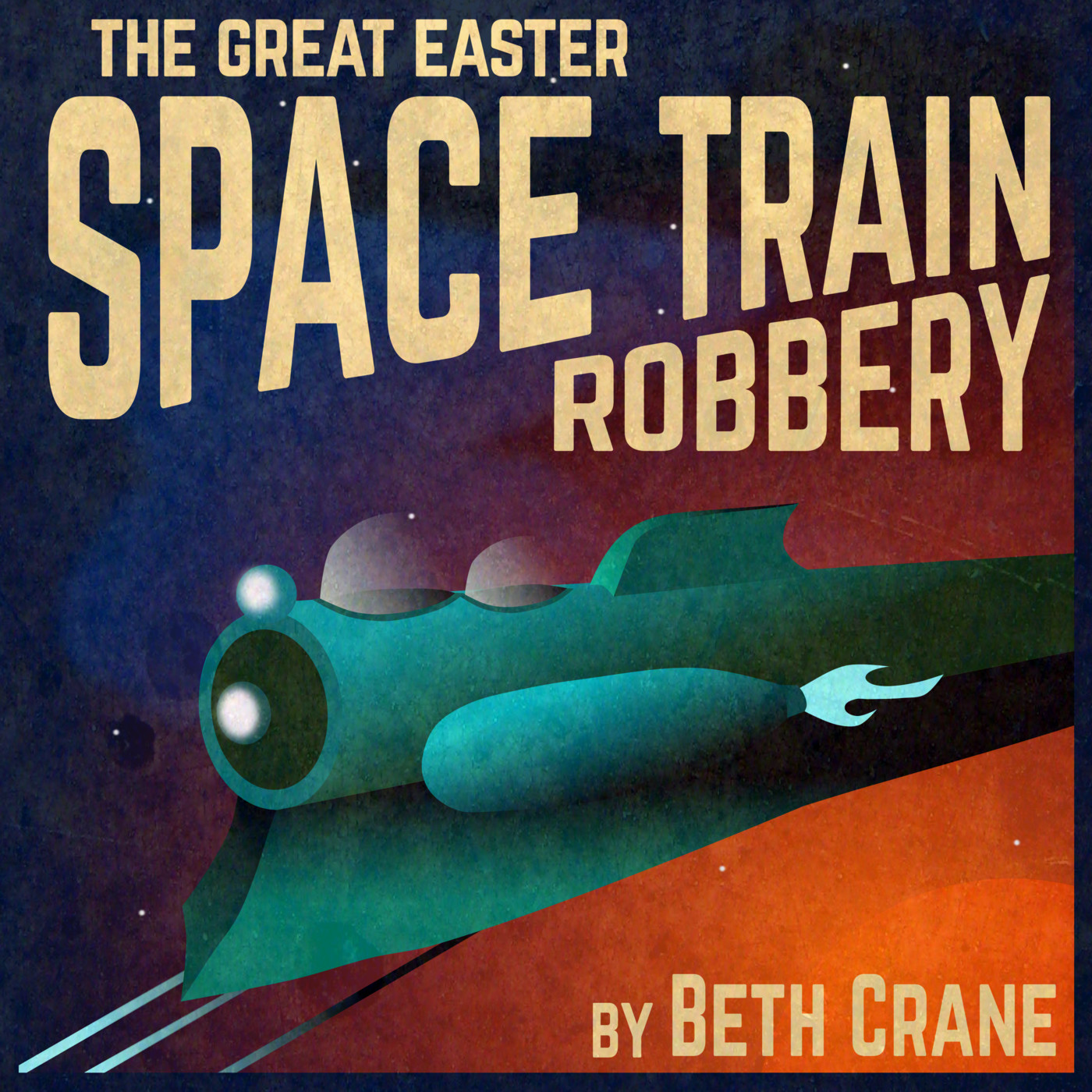 [Trailer] The Great Easter Space Train Robbery