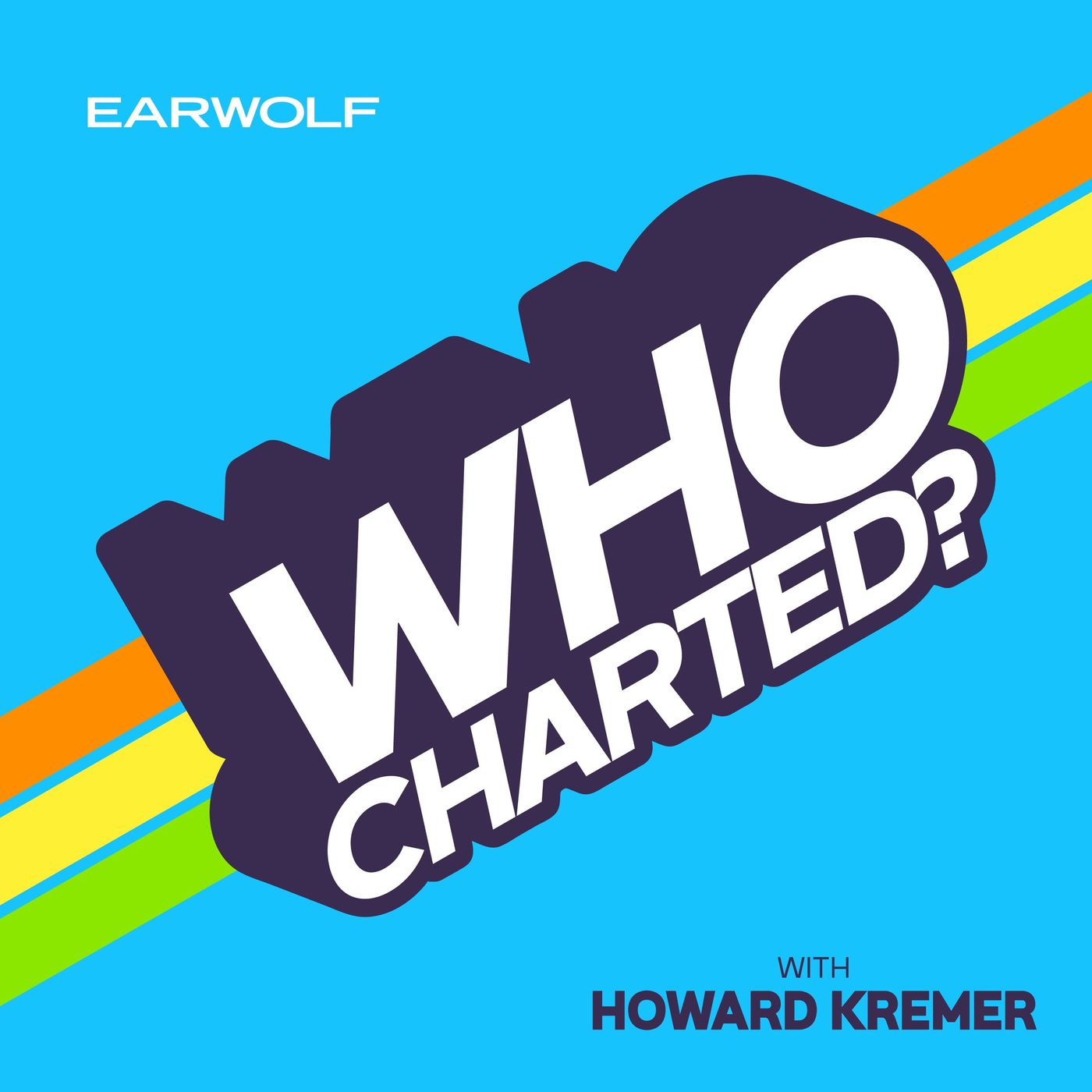 Who Charted? podcast on Earwolf