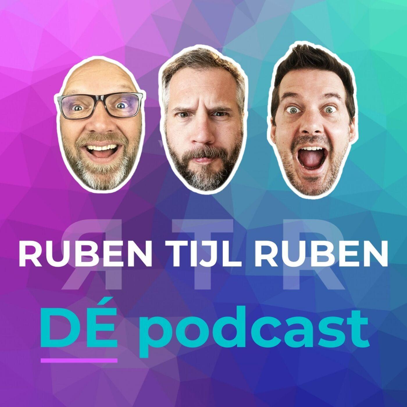 Ruben Tijl Ruben/ Quiz, kwats en kneuterigheid
