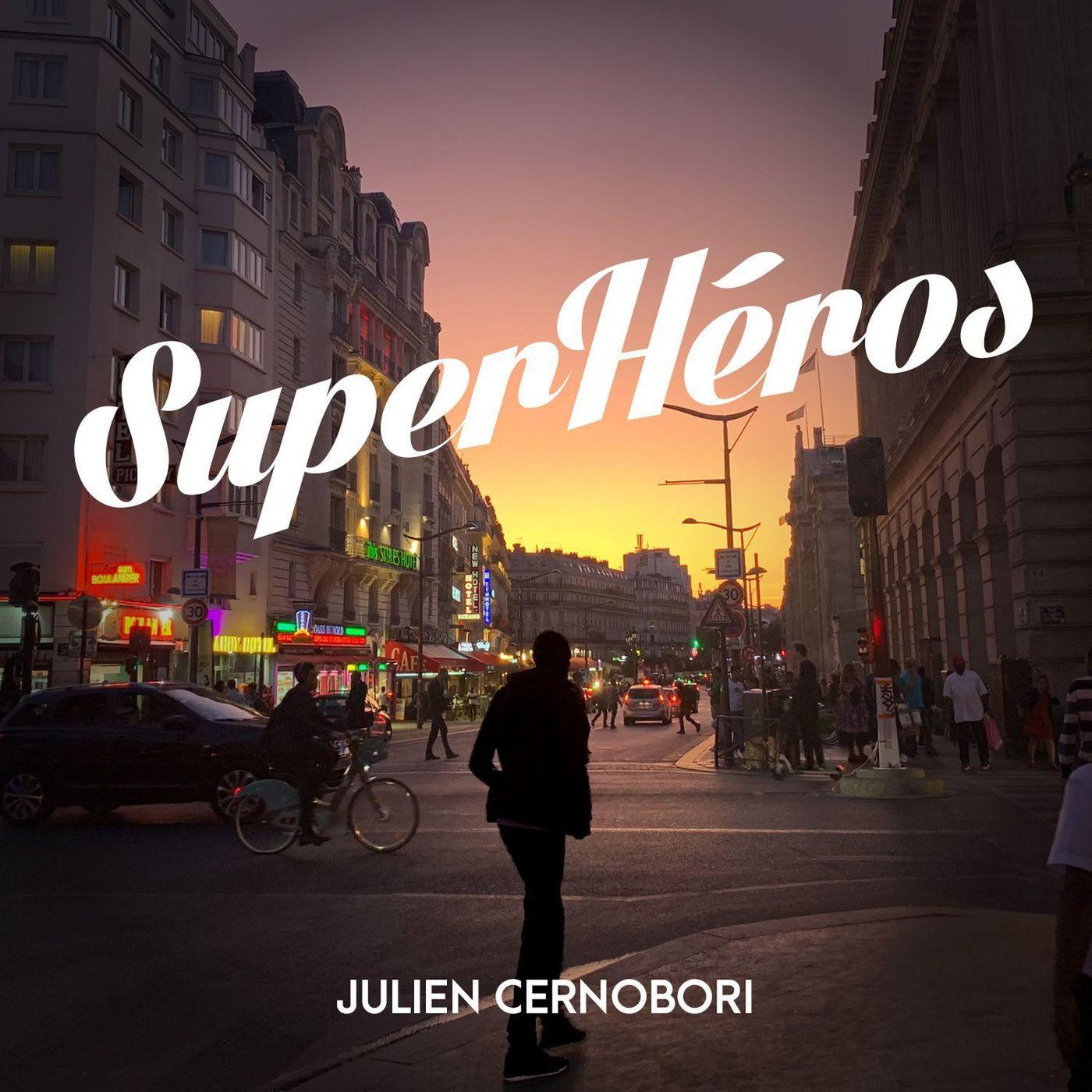 La nouvelle saison de Superhéros en avant première sur patreon.com/cerno !