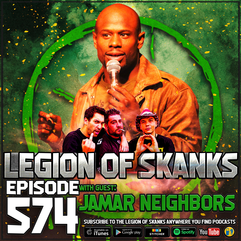 Episode #574 - We Have Black Friends - Jamar Neighbors