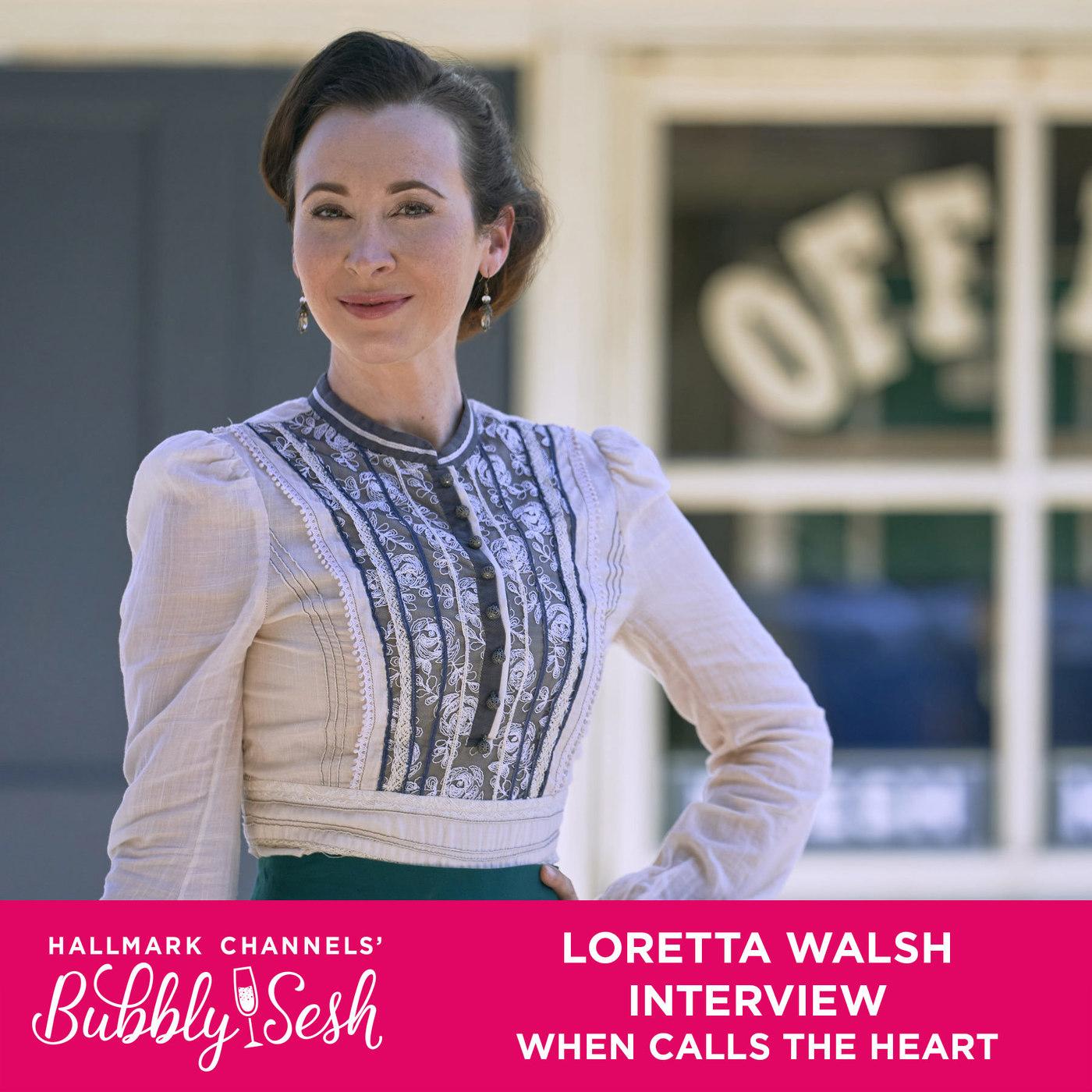 Loretta Walsh Interview