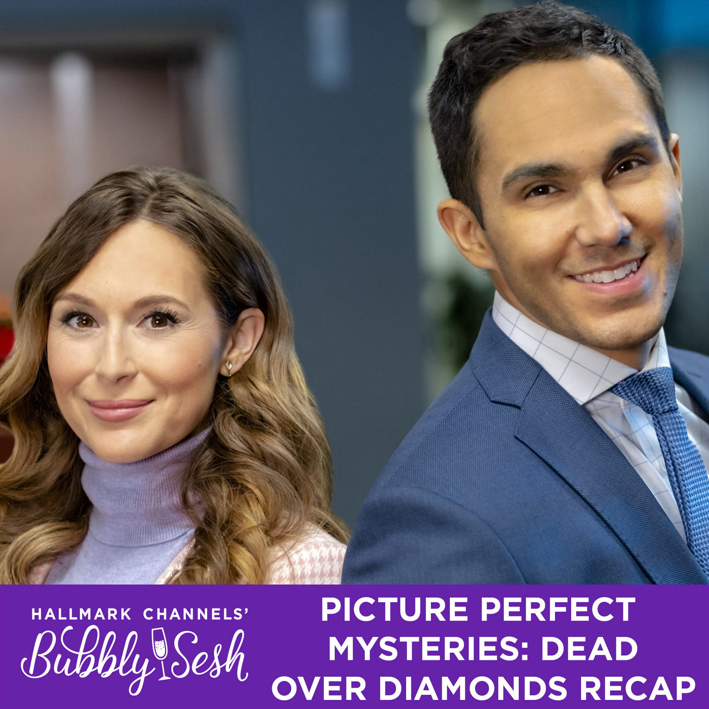 Picture Perfect Mysteries: Dead Over Diamonds Recap