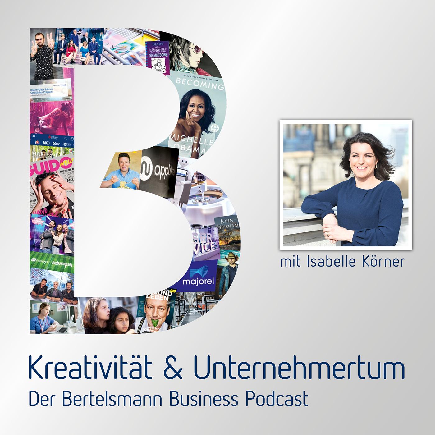Business: Kreativität und Unternehmertum: Folge 3 mit Julia Jäkel [DE]