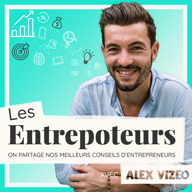 """Comment se lancer en freelance en sortant d'école ▴ Alexis Minchella ▴ Auteur du livre """" Freelance: l'aventure dont vous êtes le héros """""""