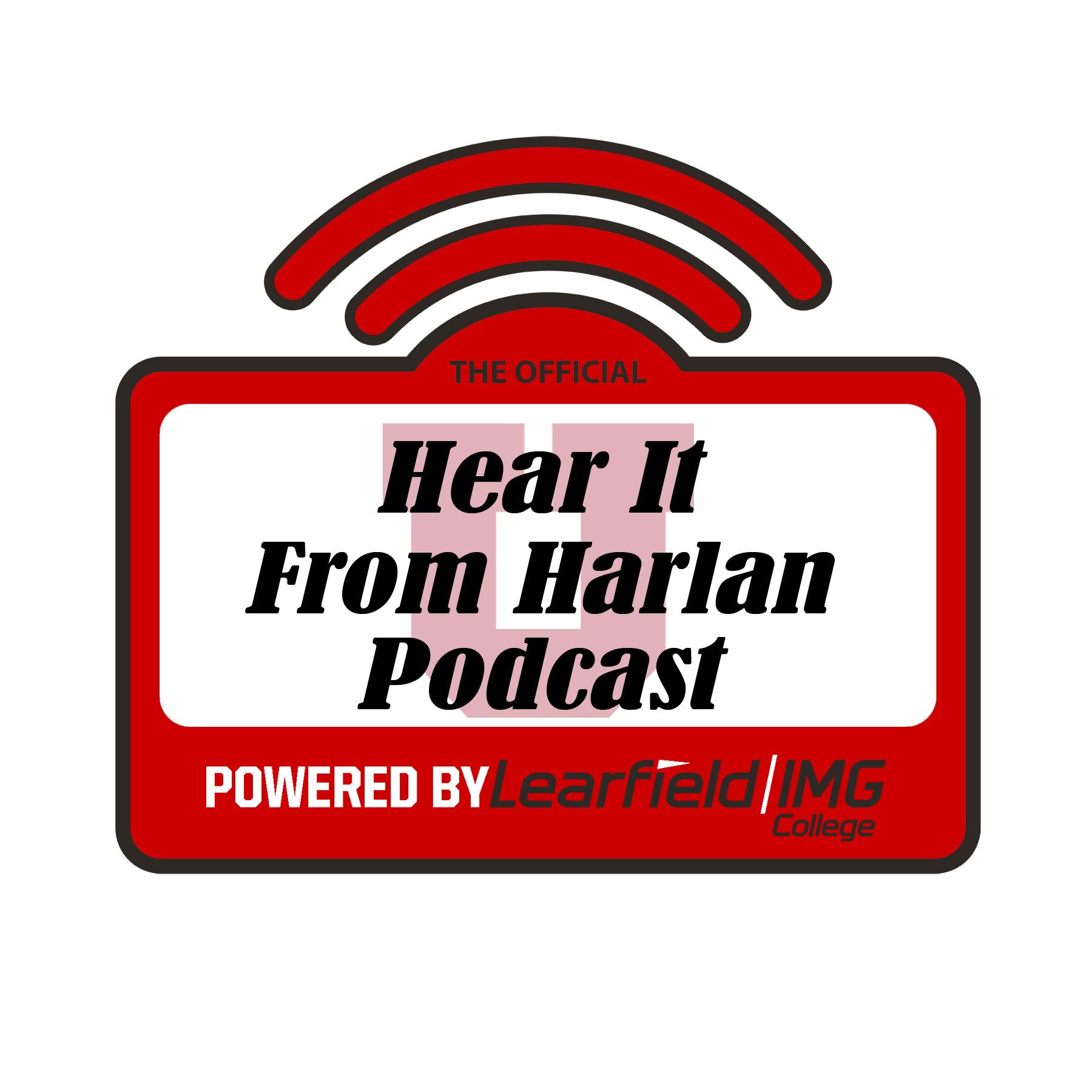 Hear it from Harlan