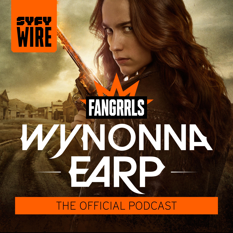 The Official Wynonna Earp Podcast   Listen via Stitcher for