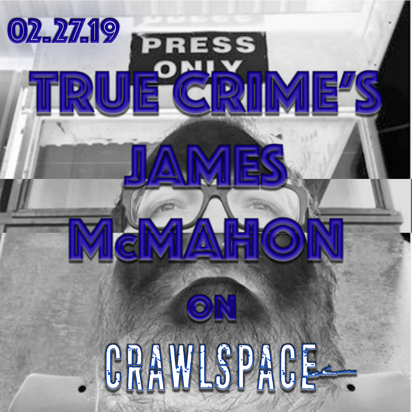 True Crime's James McMahon
