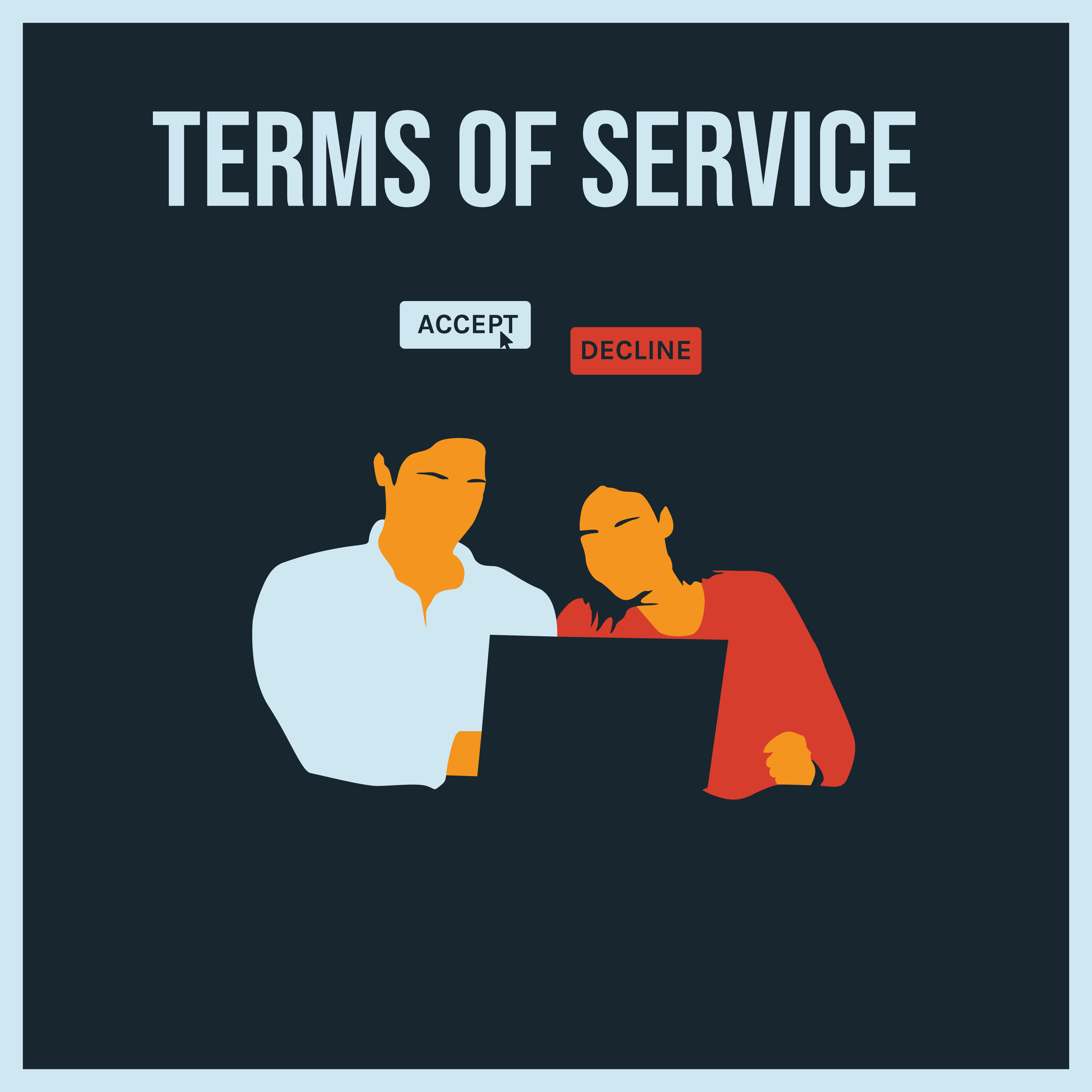3: Terms of Service