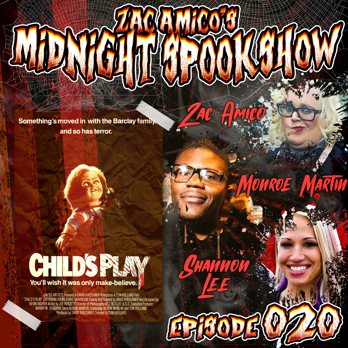 Child's Play - Monroe Martin & Shannon Lee - Episode #020