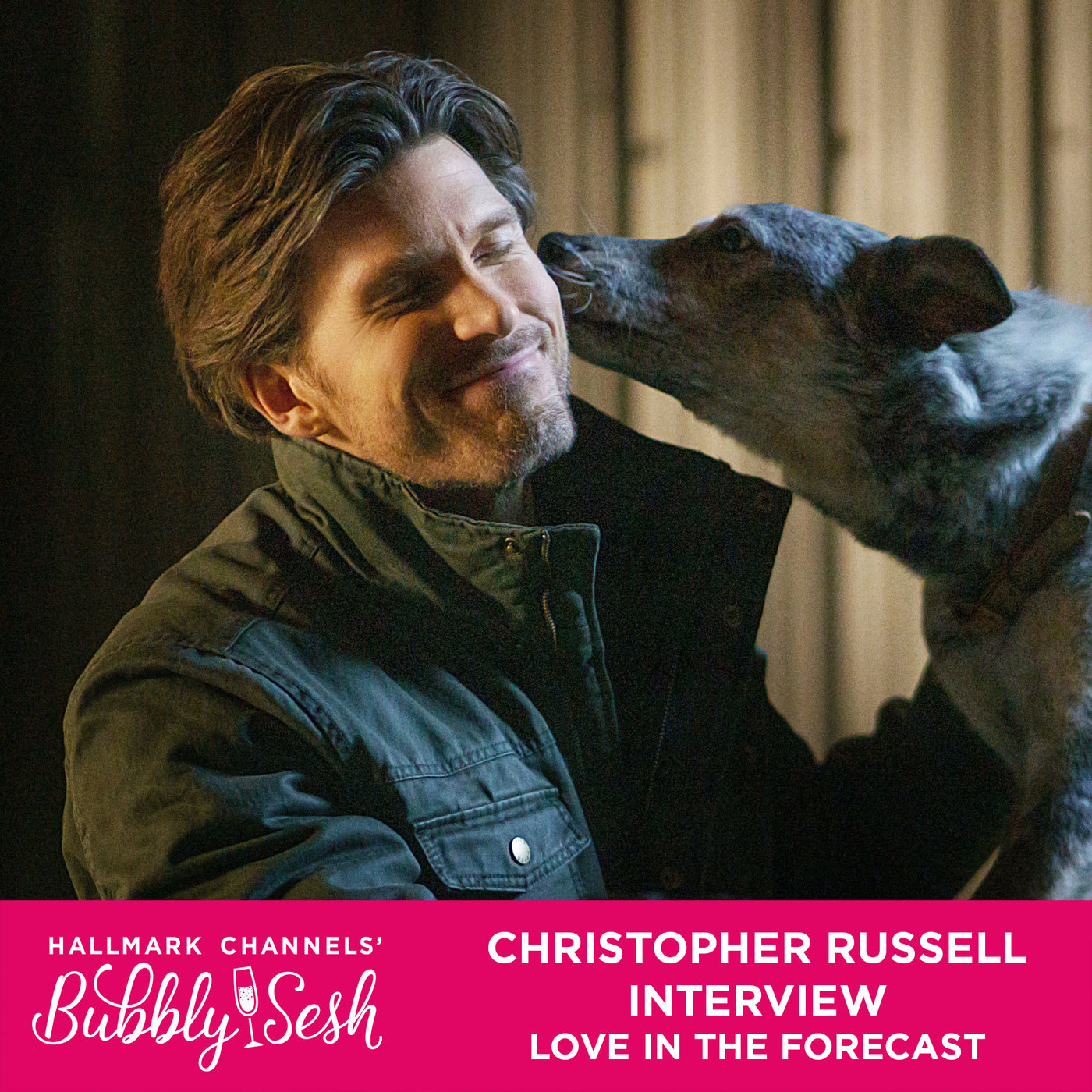 Christopher Russell Interview, Love in the Forecast
