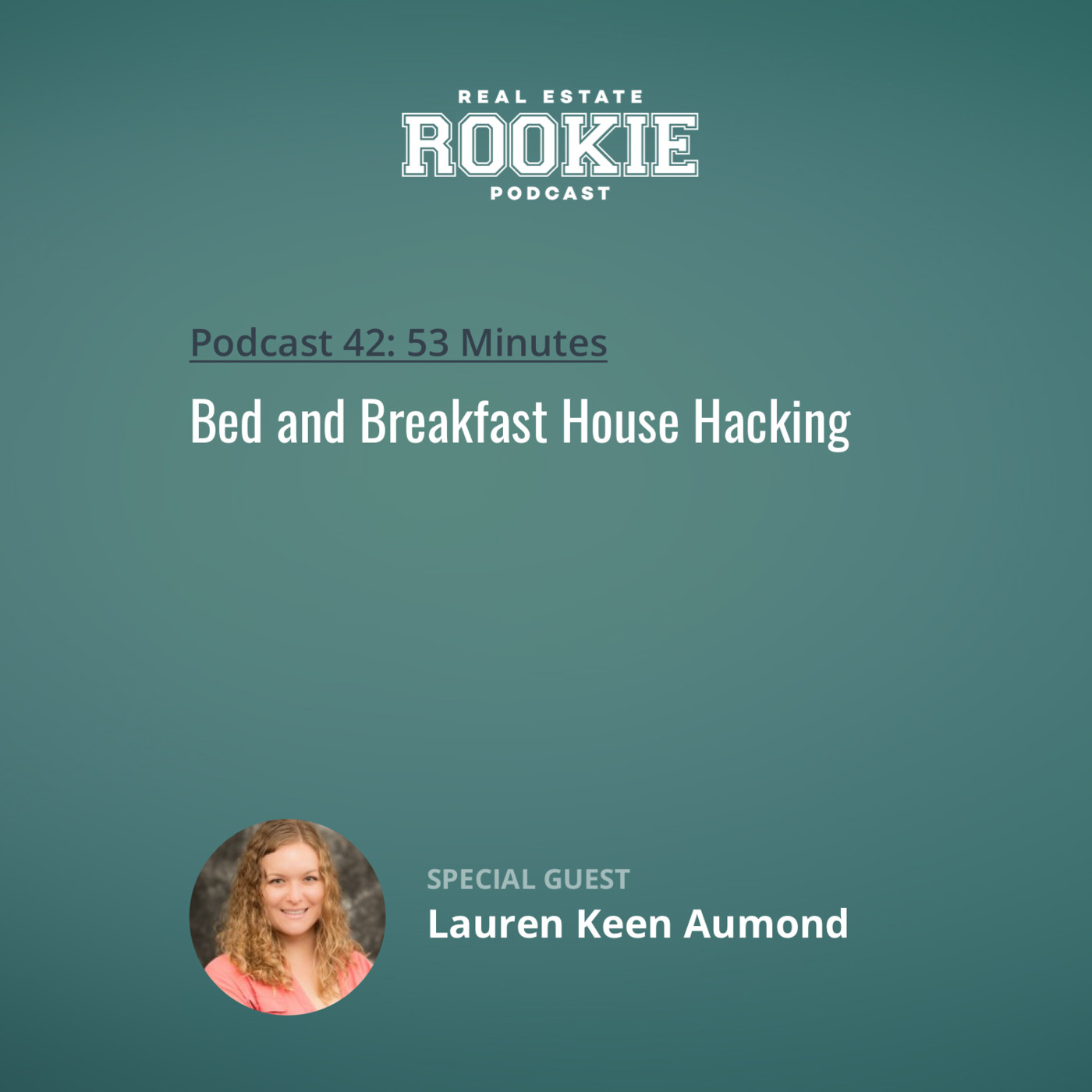 Bed and Breakfast House Hacking with Lauren Keen Aumond