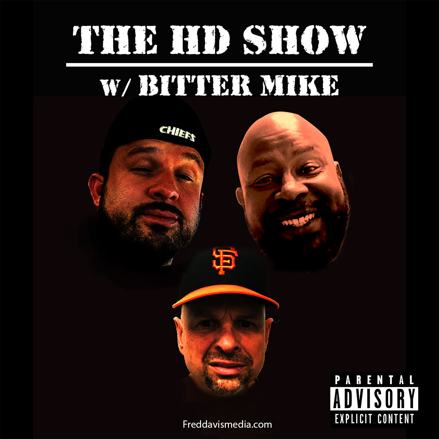 The HD Show with Bitter Mike