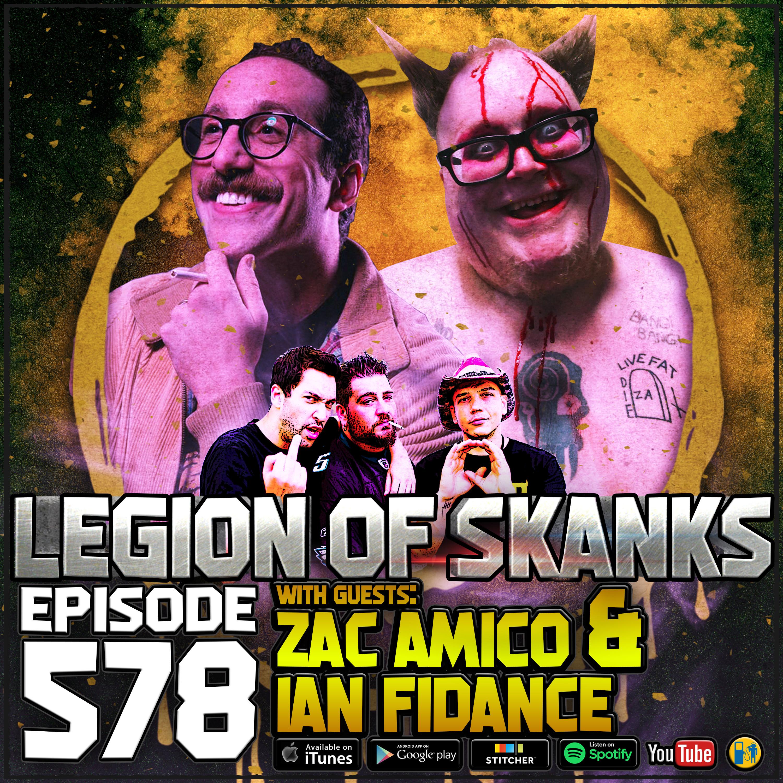 Episode #578 - Rear-Ended - Zac Amico & Ian Fidance