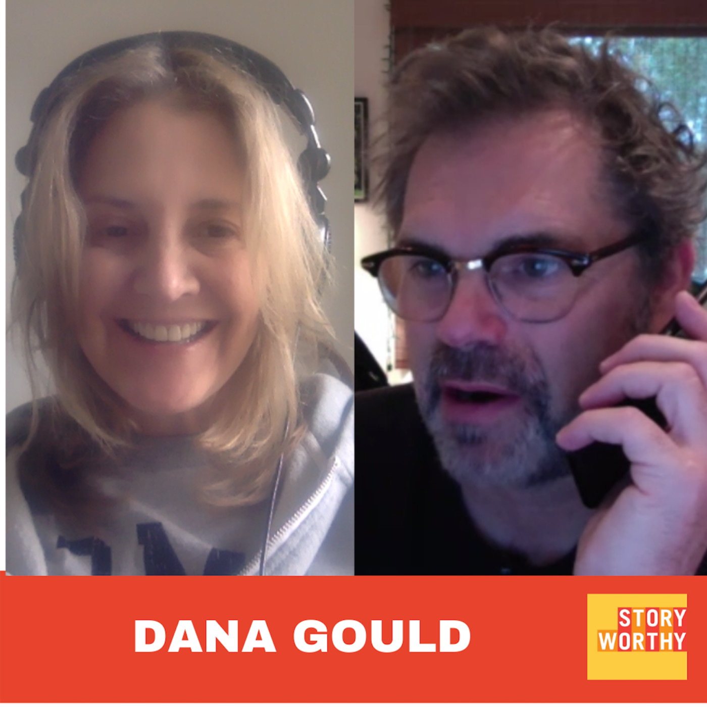 616 - Stranger Than Fiction with Comedian Dana Gould