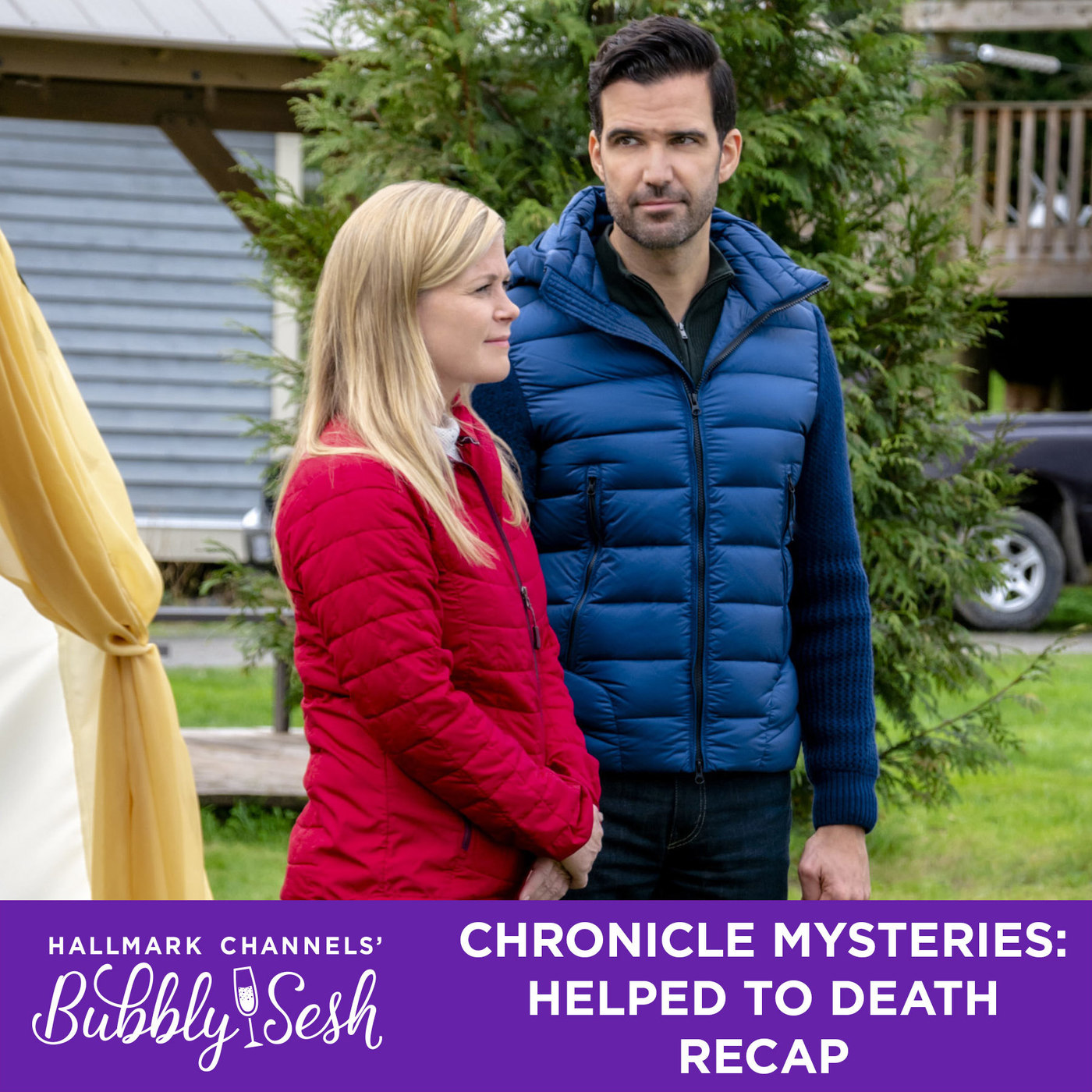 Chronicle Mysteries: Helped to Death Recap