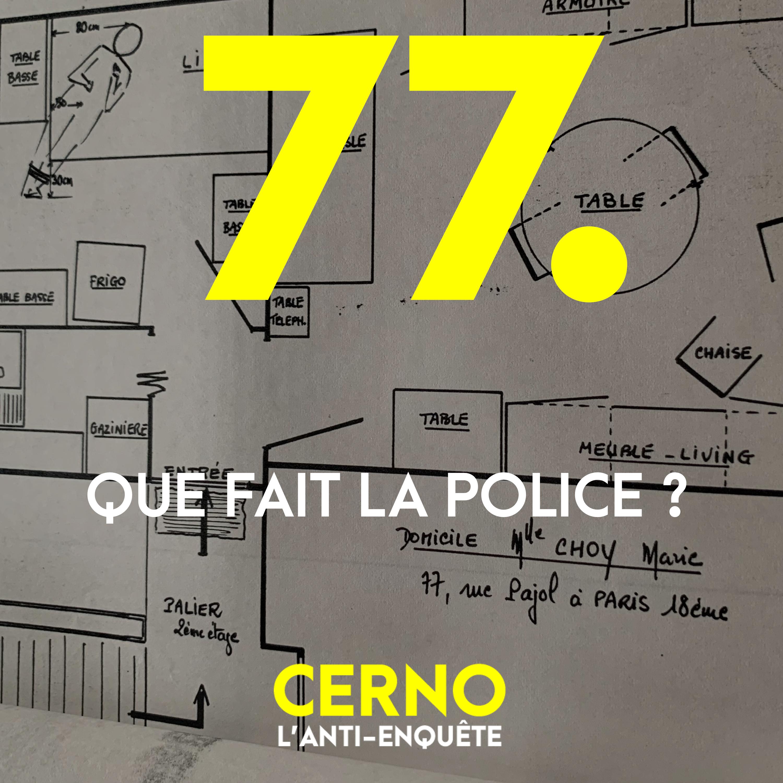 Episode 77 : Que fait la police ?