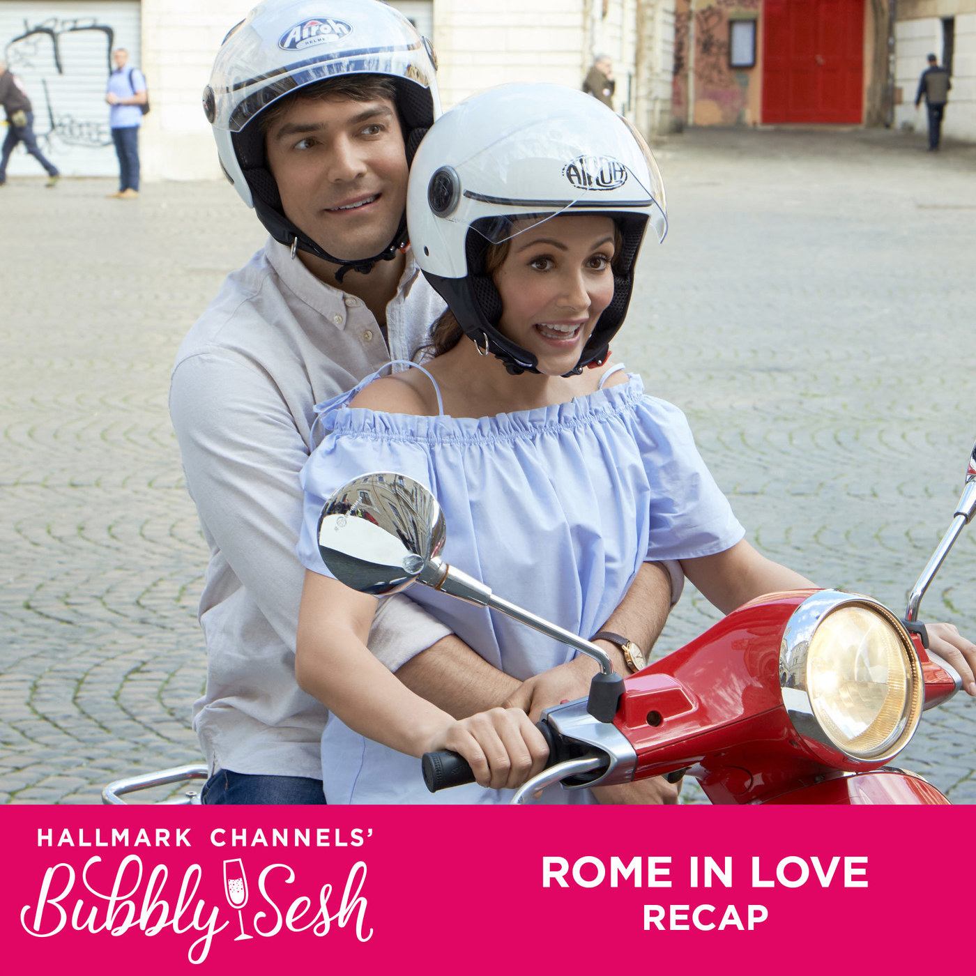 Rome in  Love Recap