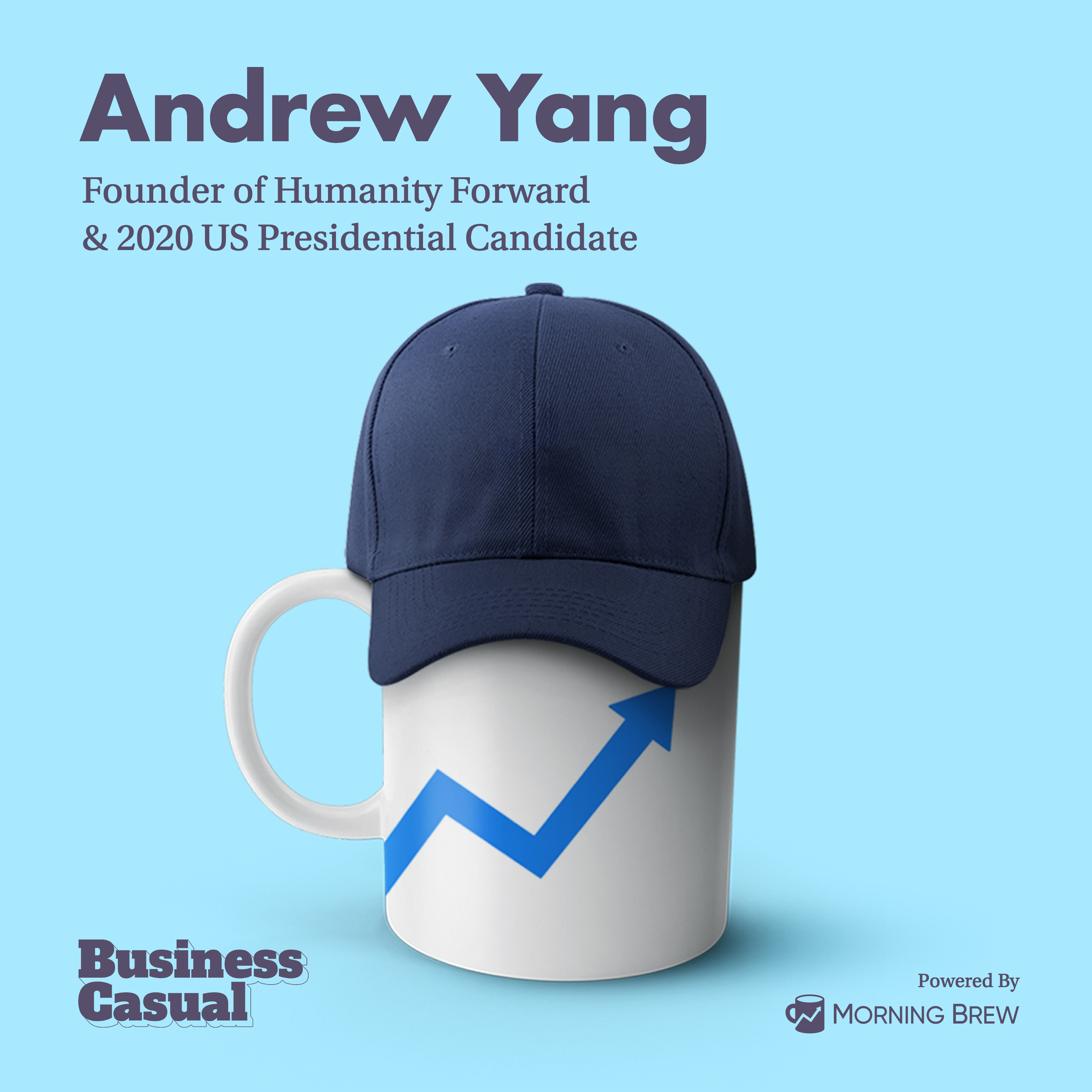 Andrew Yang is literally trying to give you money