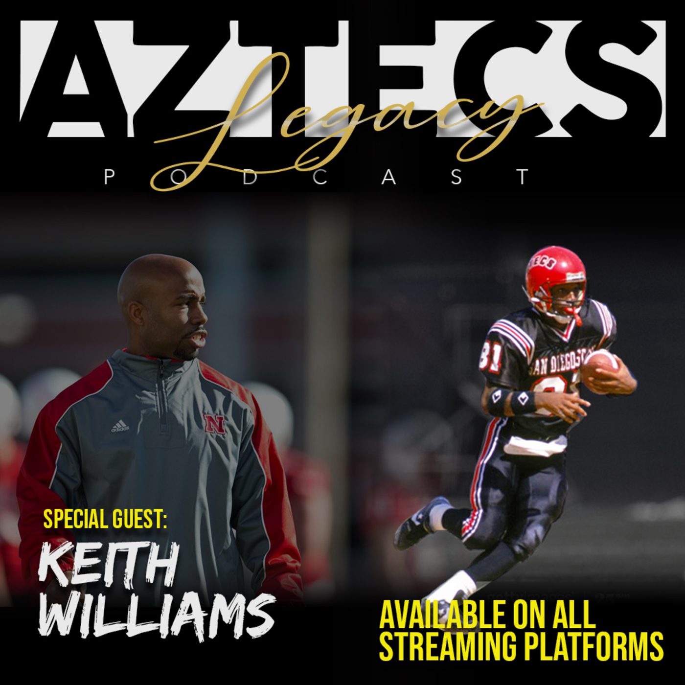 Wideout 4 Life: Keith Williams