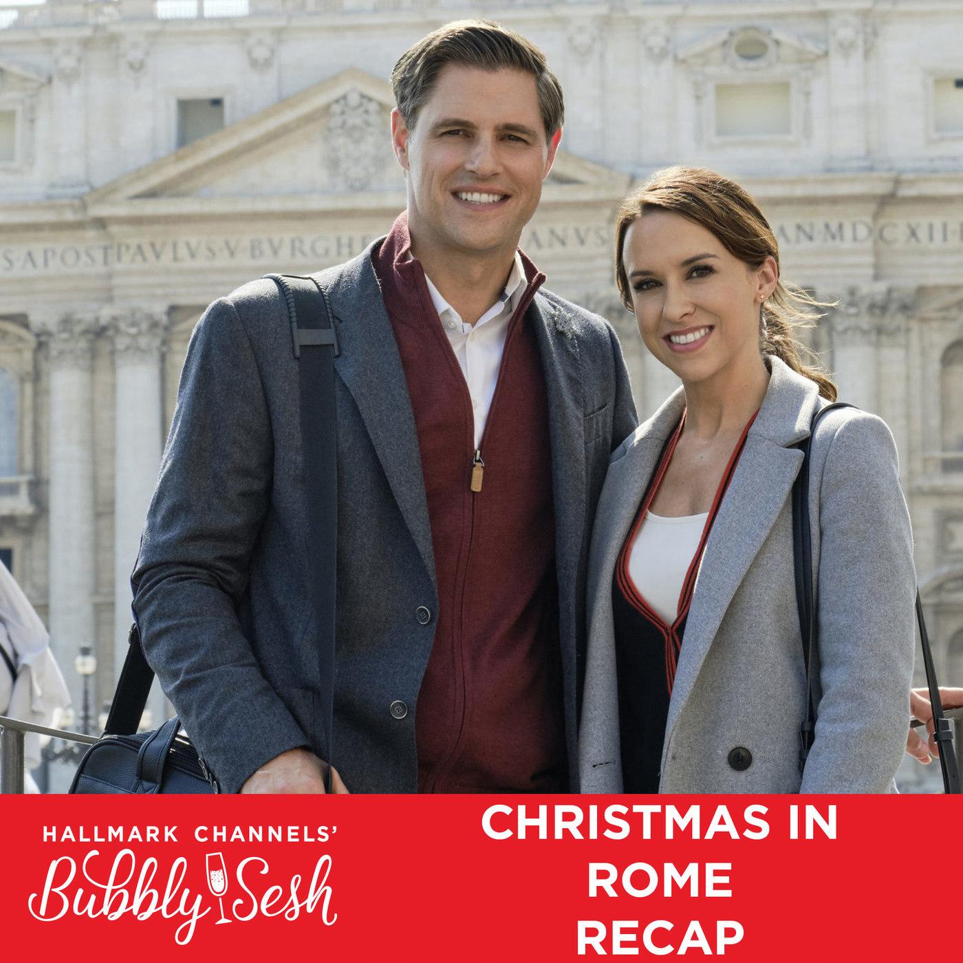 Christmas in Rome Recap