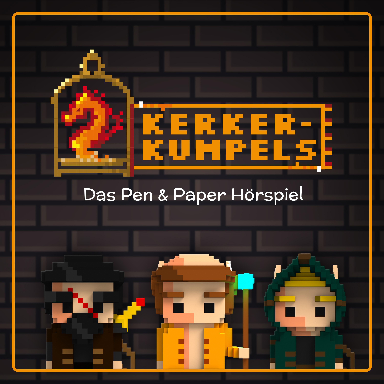 Kerkerkumpels (Pen&Paper)