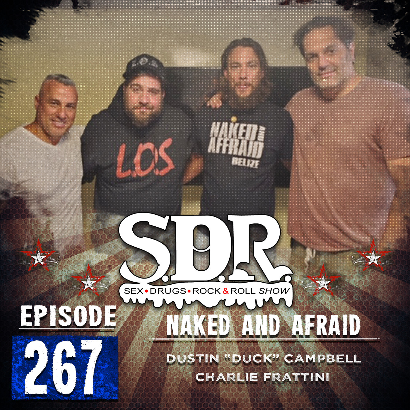 Best Episodes of The SDR Show (Sex, Drugs, & Rock-n-Roll Show) w
