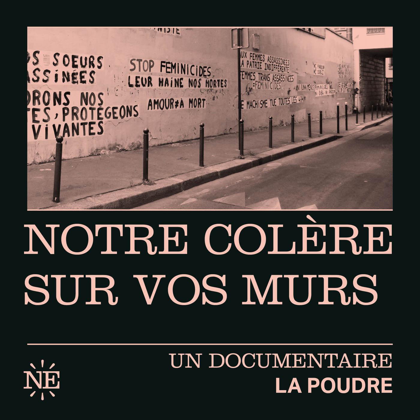 « Notre Colère sur vos murs » (Documentaire)