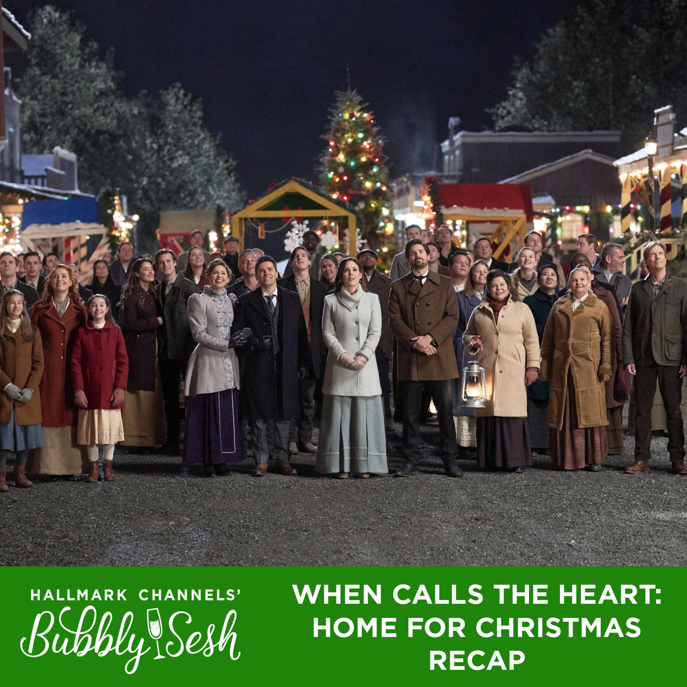 When Calls the Heart: Home for Christmas Recap