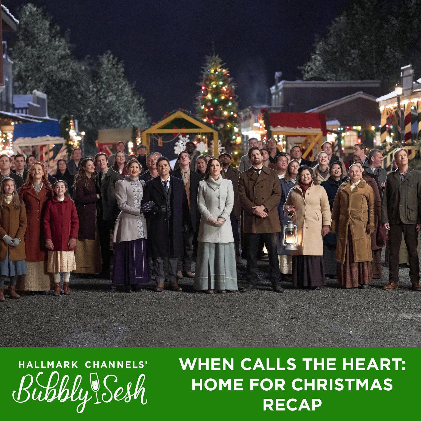 When Calls the Heart: Home for Christmas Recap