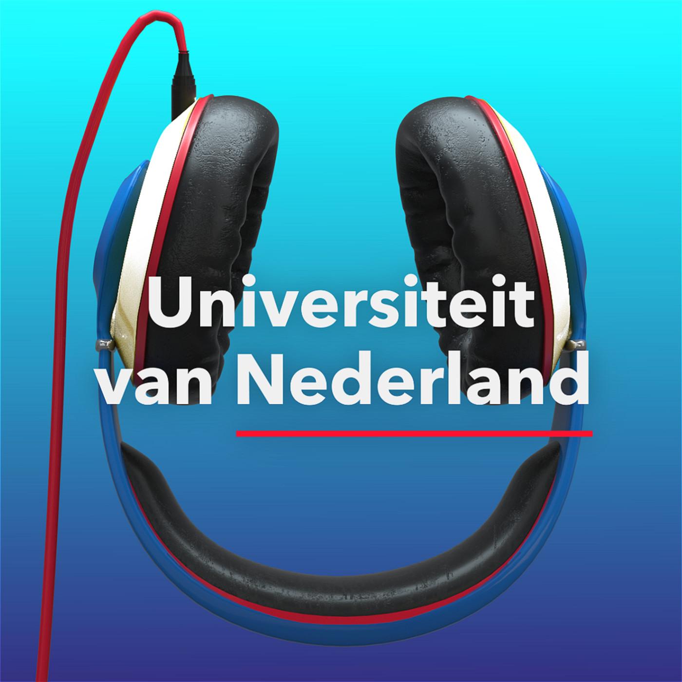 De Universiteit van Nederland Podcast logo