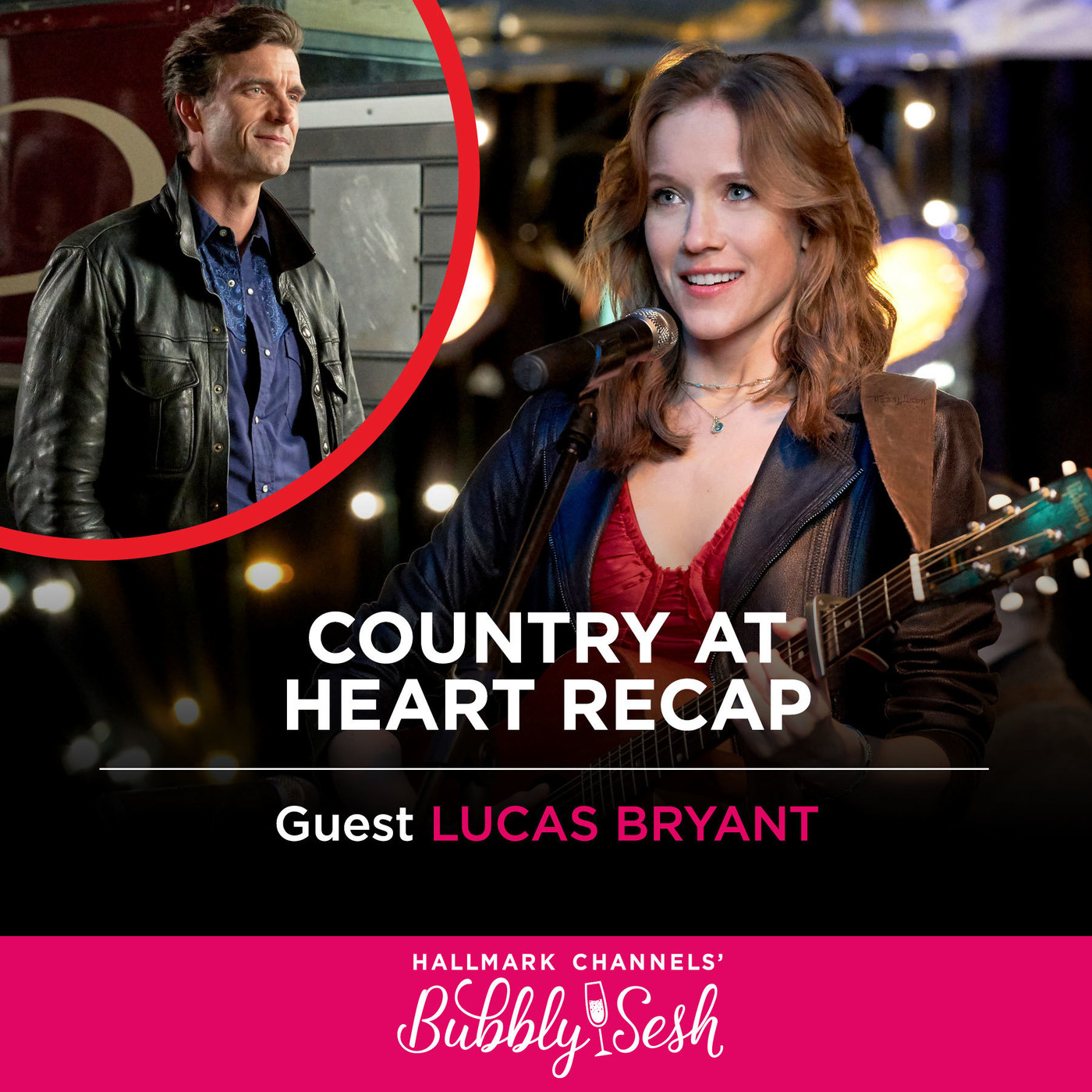 Country at Heart Recap with Guest Lucas Bryant