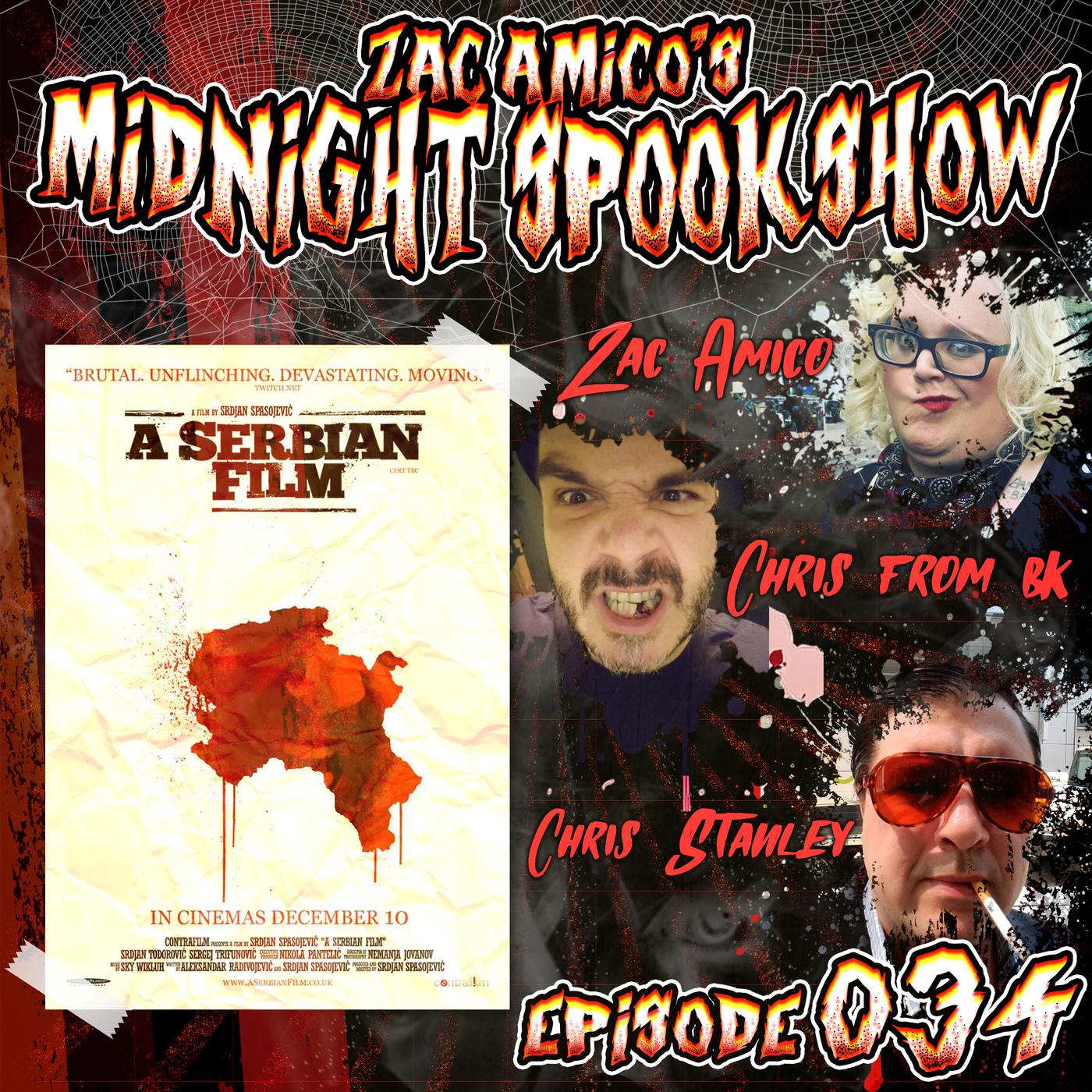 Sleep Away Camp - Kim Congdon & Alex Scarlato - Episode #024