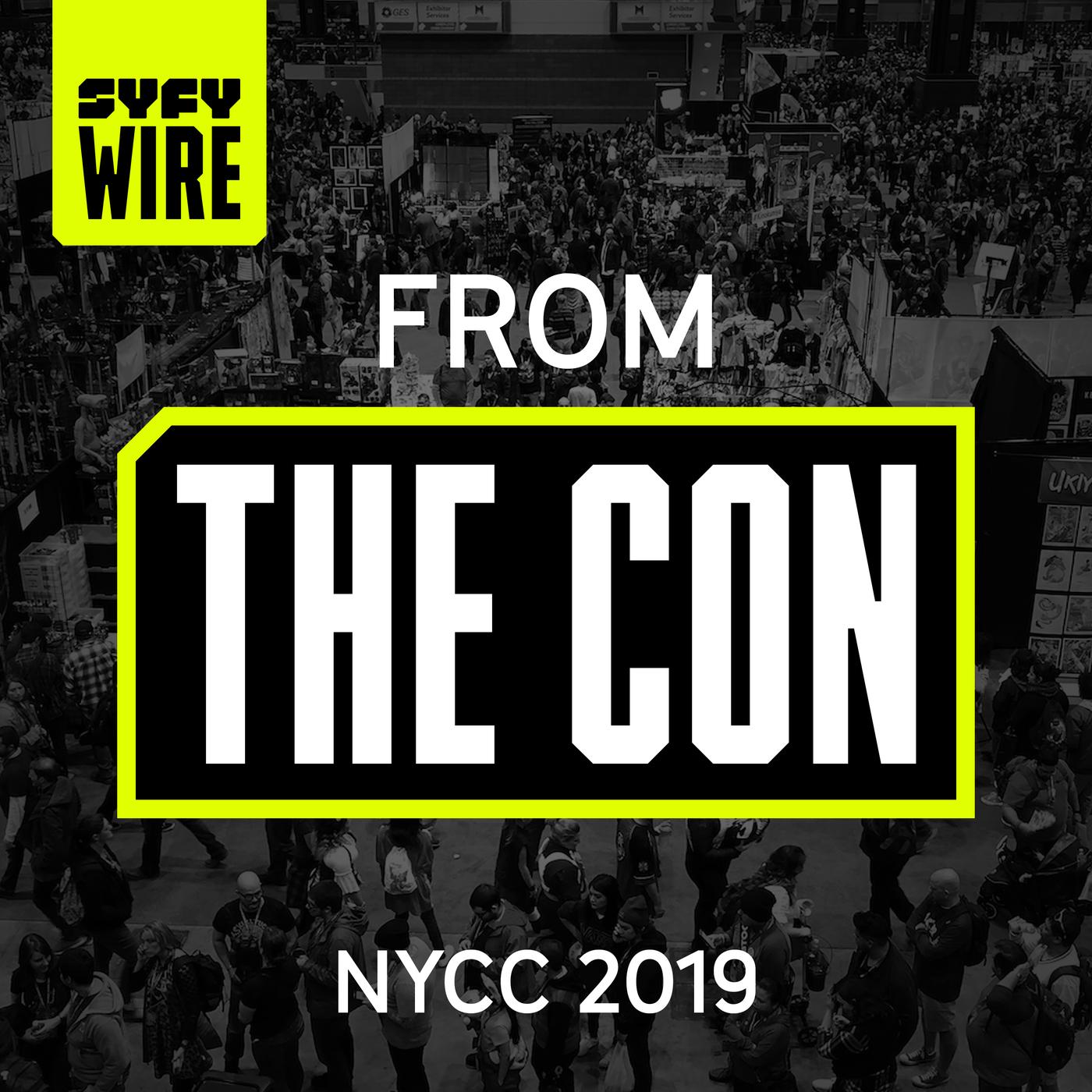Meg Cabot and Cara McGee Talk 'Black Canary: Ignite' (NYCC 2019)