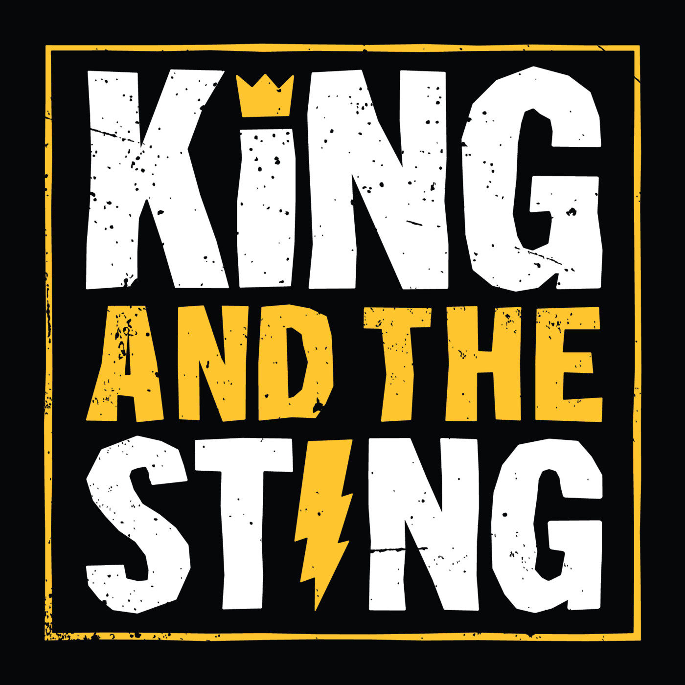 King and the Sting official announcement episode!