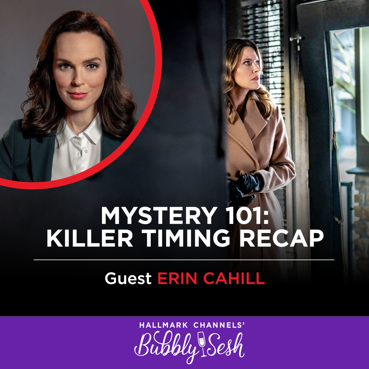 Mystery 101: Killer Timing Recap with Guest Erin Cahill