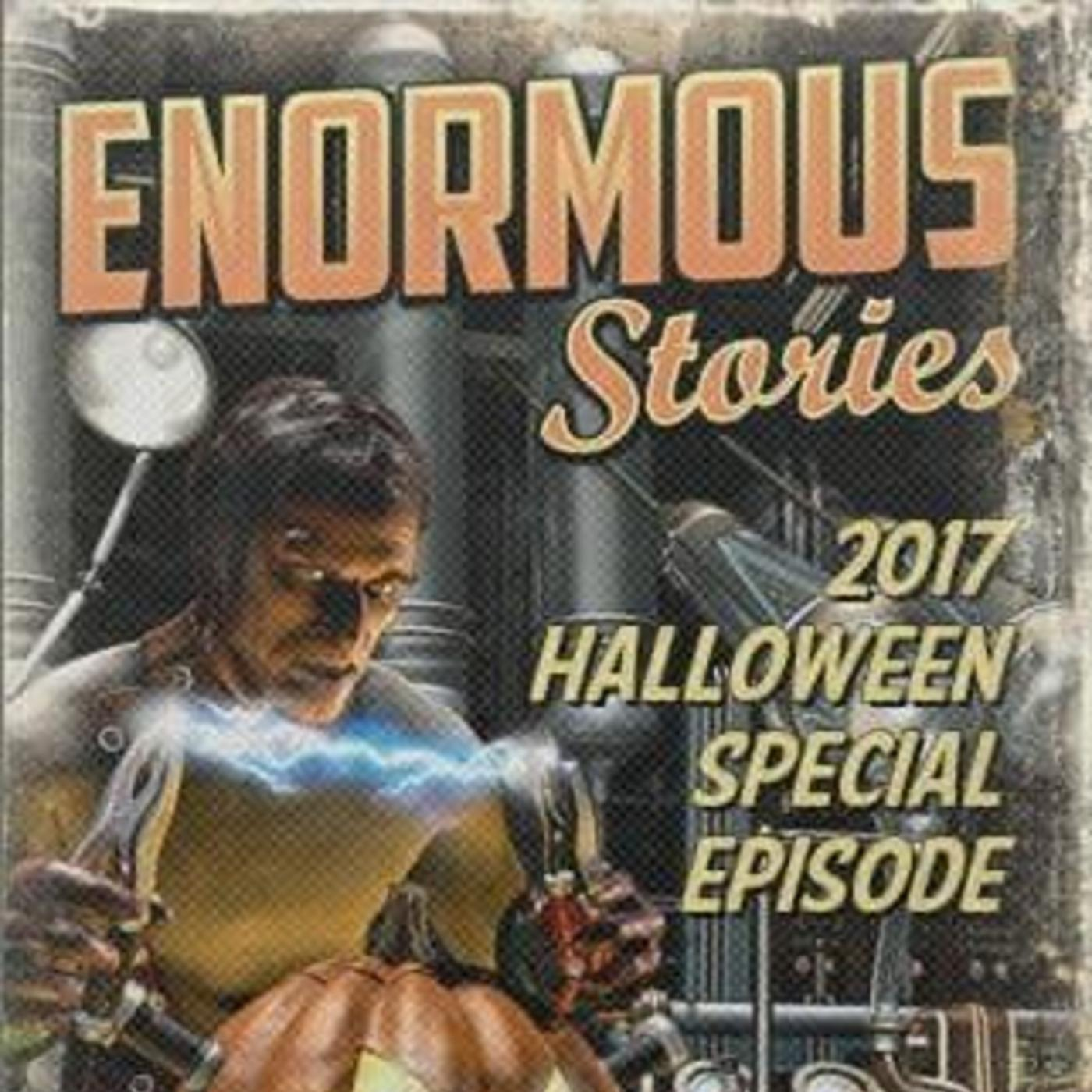 Episode 16 - 2017 Halloween MEGA-sode!!