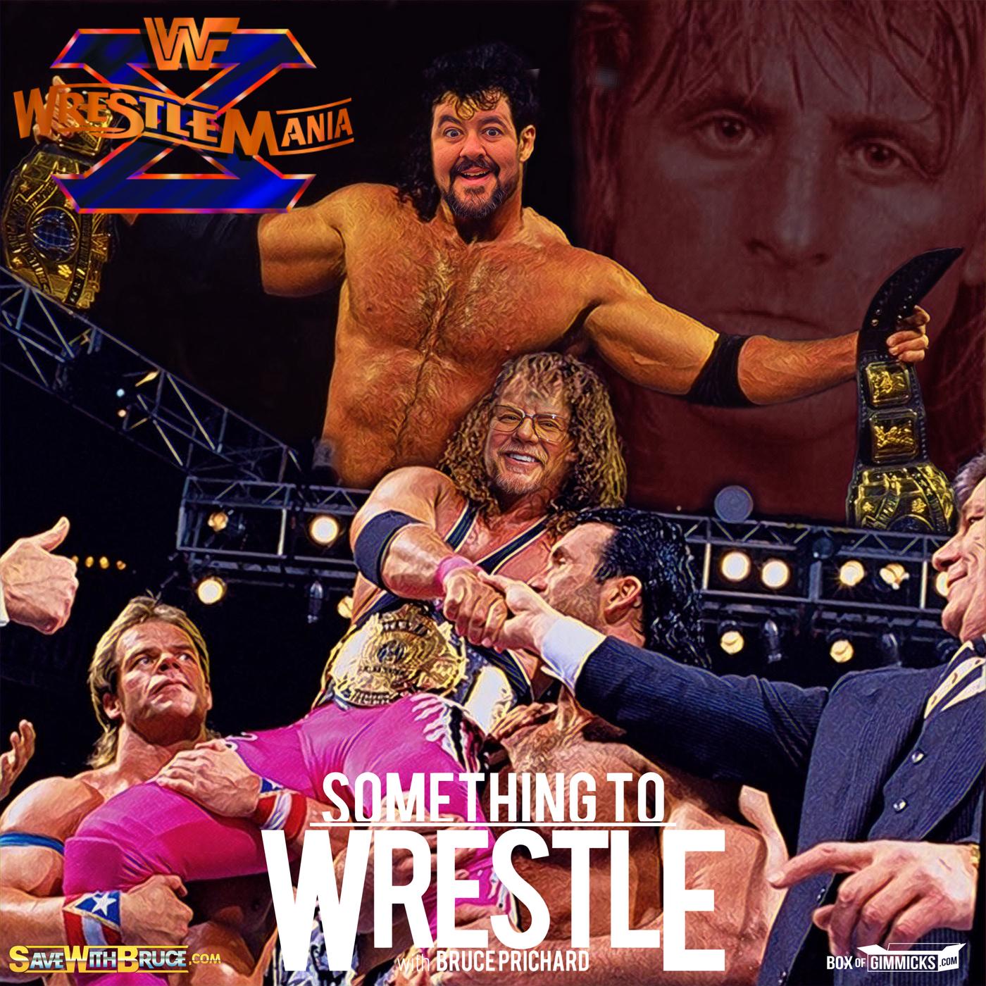 Episode 147: WrestleMania X