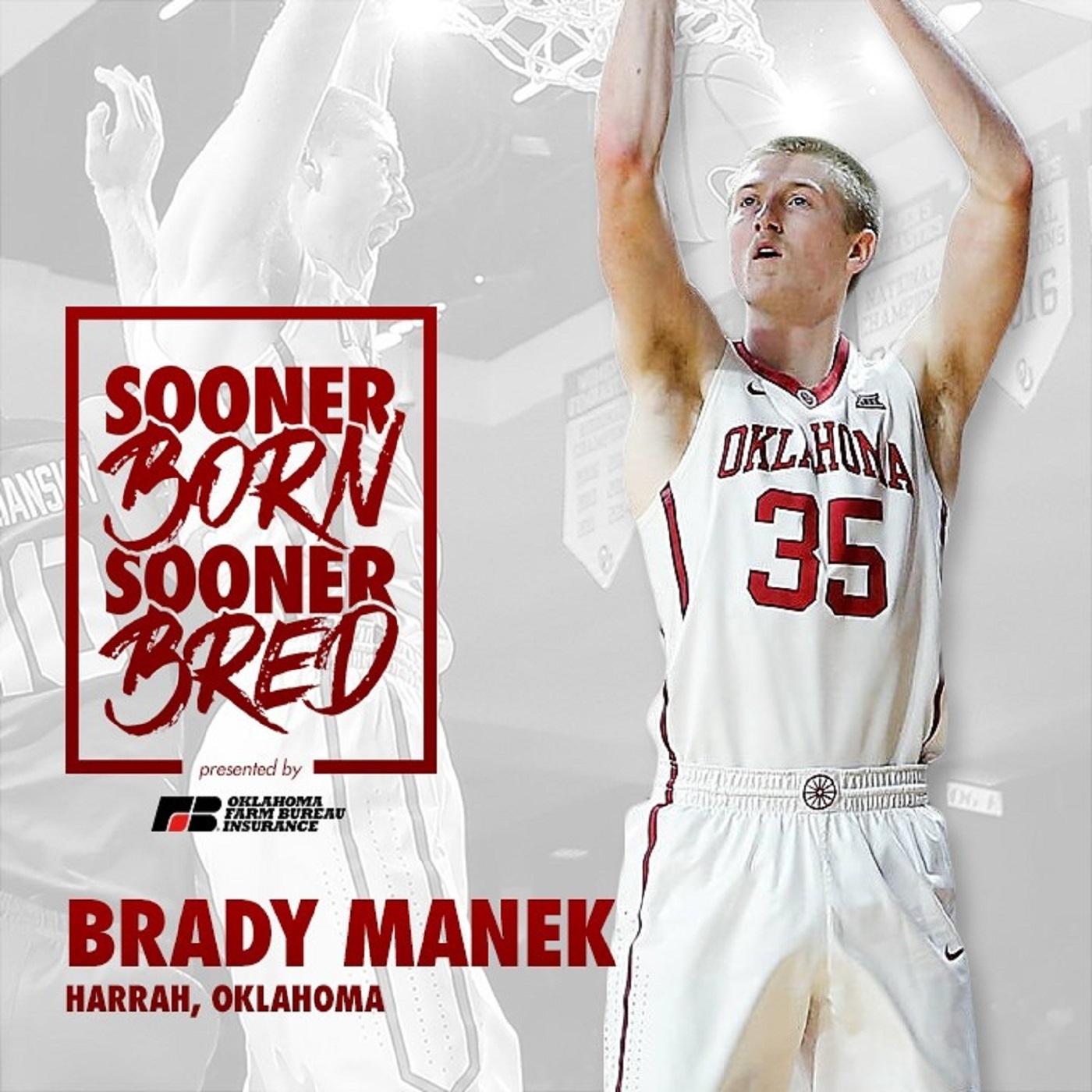 Sooner Born Sooner Bred - Brady Manek