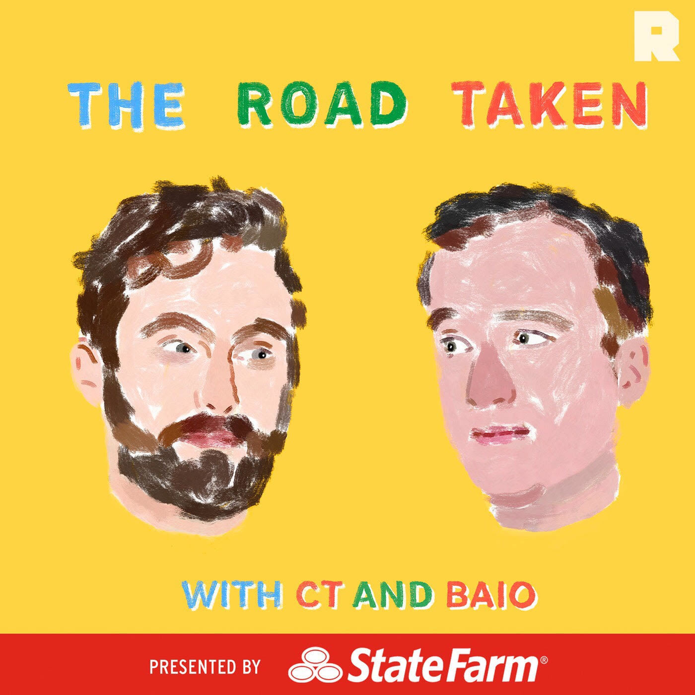 Chris Tomson and Chris Baio of Vampire Weekend | The Road Taken With CT and Baio